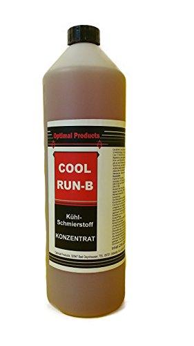 Kühlschmierstoff 1 Liter Kühl-Schmierstoff CoolRunB Bohrmilch Konzentrat