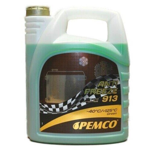 5 Liter Kühler Frostschutz Kühlmittel gemäß G11 bis -40°C grün Pemco 913