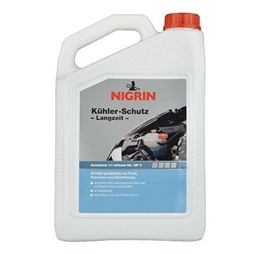 Nigrin Kühlmittel 3L Konzentrat Langzeitschutz Kühlflüssigkeit Kühlerfrostschutz