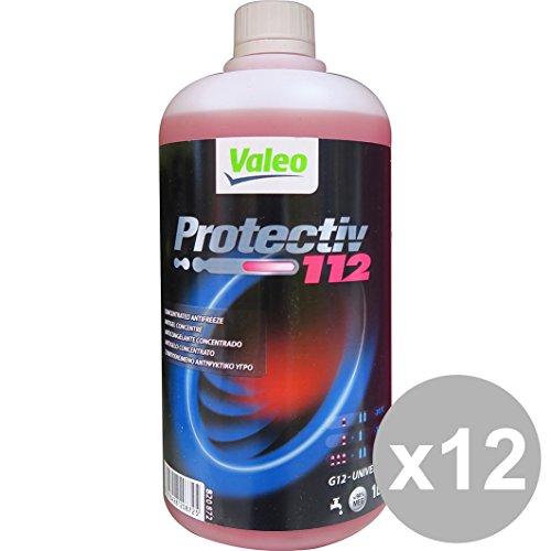 12 Set Kühlmittelkonzentrat Rosa protectiv 112 1L-Pflege