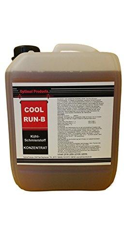 Kühlschmierstoff 5 Liter Kühl-Schmierstoff CoolRunB Bohrmilch Konzentrat