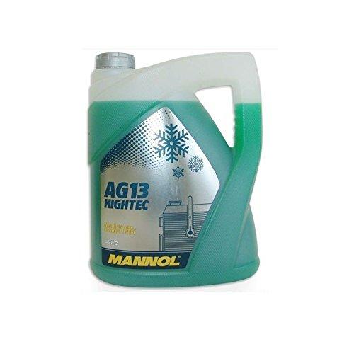 MANNOL Antifreeze AG13 -40 Kühlerfrostschutz Kühlmittel MN4013-5, 5L
