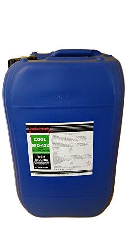 Kühlschmierstoff 20 Liter weiß milchig Konzentrat Cool-Bio-422