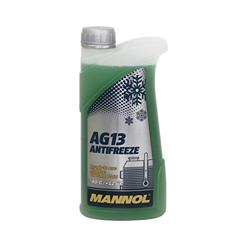 MANNOL Antifreeze AG13 -40 Kühlerfrostschutz Kühlmittel 1L MN4013-1