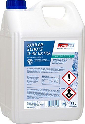 EUROLUB KÜHLERSCHUTZ D-48 EXTRA, 5 Liter